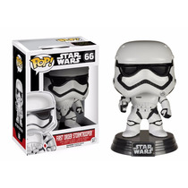 Pop Star Wars: Ep7 - First Order Stormtrooper 66 Funko Pop