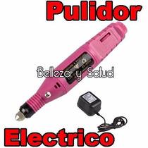 Pulidor De Uñas Electrico Acrilico Gel Decoracion Gel Finish