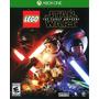 Lego Star Wars The Force Awakens (nuevo Y Sellado) Xbox One