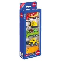 Juguete Camiones Camión - Siku 5 Gift Set Réplica En Minia