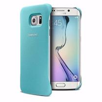 Funda Protective Cover Samsung Galaxy S6 Edge Menta