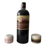 Shampoo Yeguada La Reserva+crema Nunn Care+colageno Ch Grati
