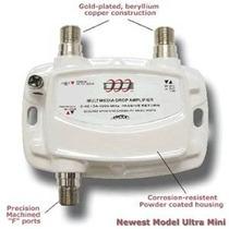 Pct 1-port Bidireccional Cable Tv Hdtv Amplificador Señal De
