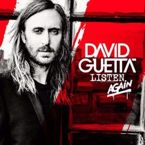 Listen Again / David Guetta / 2 Discos Cd Con 45 Canciones