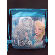 Lote De 10 Bolsas Dulceras Frozen Ana Elsa Olaf