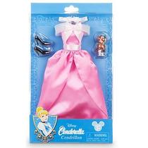 Disney Store - Vestido De Gala Cenicienta - 100% Original