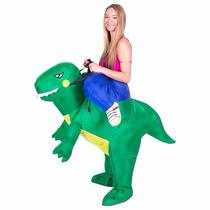 Disfraz De Dinosaurio Inflable Para Adultos Envio Gratis