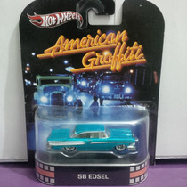 Hot Wheels Retro 58 Edsel American Graffiti