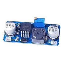 Módulo Convertidor De Energía Step-up Ajustable Lm2577 Dc-dc