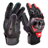 Guantes Para Motociclista Isp Touch Varios Colores