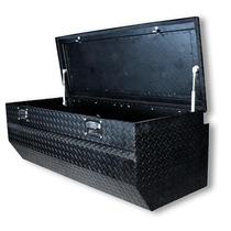 Caja De Herramientas 60 Tipo Baul Toyota Color Negro