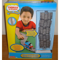Thomas And Friends Take-n-play Pista De Curvas