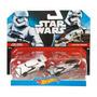 Stormtrooper & Phasma Star Wars Force Awakens Hot Wheels Ugo