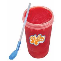 Slushy Cool Set Kit Para Preparar Raspados Rapido Y Facil