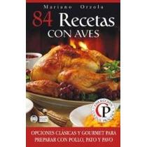 84 Recetas Con Aves-ebook-libro-digital