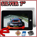 Tablet Ib Silver7 Android 4gb Camara Multitouch Usb Wifi #h