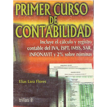 [ebook] Primer Curso De Contabilidad   Elías Lara Flores