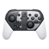 Control Joystick Nintendo Pro Controller Switch Super Smash Bros Ultimate Edition