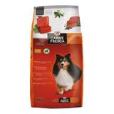 Alimento Carne Fresca Force Perro Adulto Raza Mediana/grande Mix 20kg