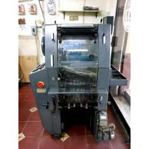 Maquina De Offset Heidelberg Tok 26x33 Cm, Carta U Oficio