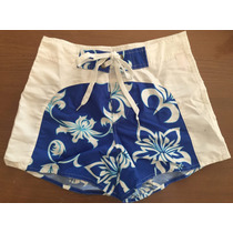 Traje De Baño Azul Aussiebum Talla S (cintura De 66 A 76 Cm)