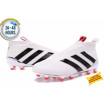 Adidas Ace 16 Purecontrol Blancas