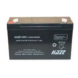 Bateria Sellada 6v 12ah Terminal T2 Battery Master