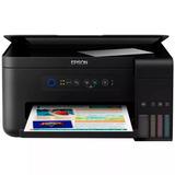 Impresora Epson Multifuncional L4150 Tinta Continua Con Wifi