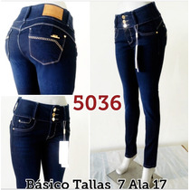 c7692e519b Busca pantoles de mezclilla para dama con los mejores precios del ...