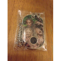 Dog Tag Relic The Walking Dead Edición Especial Con Prop
