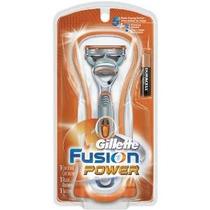 Gillette Fusion Power Razor Con 1 Razor Blade Recarga Y 1 Ba
