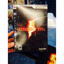 Resident Evil 5 Collectos Edition Ps3