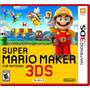 !!! Super Mario Maker Para Nintendo 3ds En Wholegames !!!