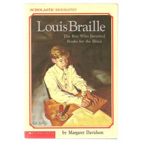 Louis Braille (libro En Inglés)