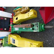 01 Martillo Hidraulico Mustang Para Excavadora 25 A 42 Ton.