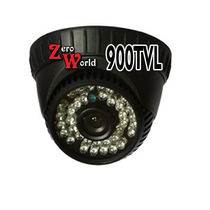 Camara Video Cctv Domo 800tvl 24 Leds Super Alta Definicion