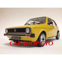 Volkswagen Golf Cl Mk1 4 Puertas Marca Solido Escala 1:18