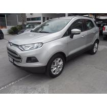 Ford Ecosport Se 2.0 Plata 14