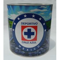 Alcancia De La Maquina Cruz Azul De Banamex C/cd Reggaeton