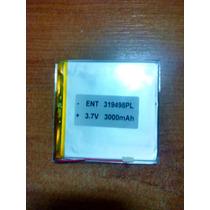 Bateria Tablet 7 China Universal 3000 Mah