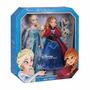 Muñeca Frozen Elsa Y Ana