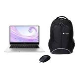 Laptop Gamer Huawei D14 Ryzen 5 8gb 512gb Ssd Vega 8 +regalo