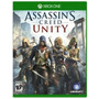 Assasins Crees Unity Xbox One