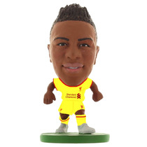 Futbolista Figurita - Soccerstarz Liverpool Raheem