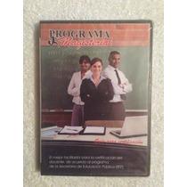 Programa Magisterial Guía Para La Certificación.