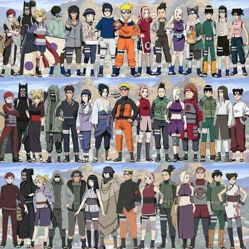 Naruto + Naruto Shippuden + Boruto Series Completas