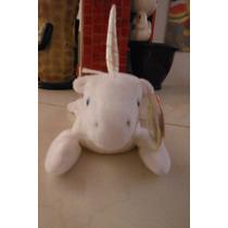 Peluche Unicornio Mystic Ty Beanie Babies Juguete Fantasia