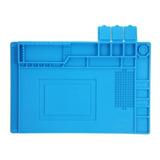 Tapete Antiestatico Grande Silicon Reparar Celulares 45x30