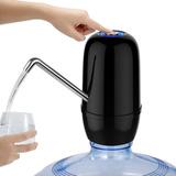 Dispensador De Agua Garrafon Bomba Recargable Usb Eléctrico