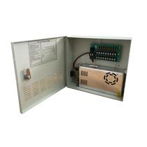 Saxxon Udfp12v20a9c- Fuente De Poder Regulada / 12v 20 Amper